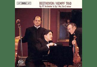 Kempf - Klaviertrio C-Moll Op.1,3/Klaviertrio B-Dur Op.97  - (CD)