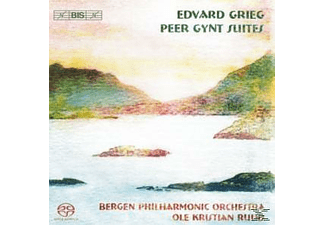 Bergen Philharmonic Orchestra - Peer Gynt Suiten 1 Und 2  - (SACD)