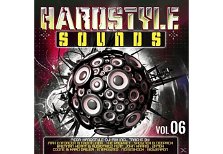VARIOUS - Hardstyle Sounds Vol.6 - (CD)