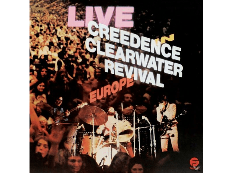 Creedence Clearwater Revival - Live In Europe (2LP) [Vinyl]