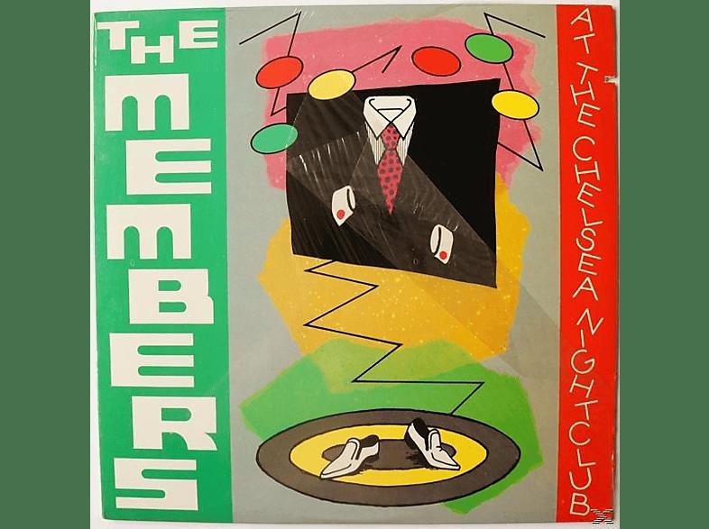 Members - At The Chelsea Nightclub (Ltd.Edt.Picture Disc) [Vinyl]