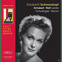FURTWÄNGLER,WILHELM & MOORE,GERALD - Elisabeth Schwarzkopf - [CD]