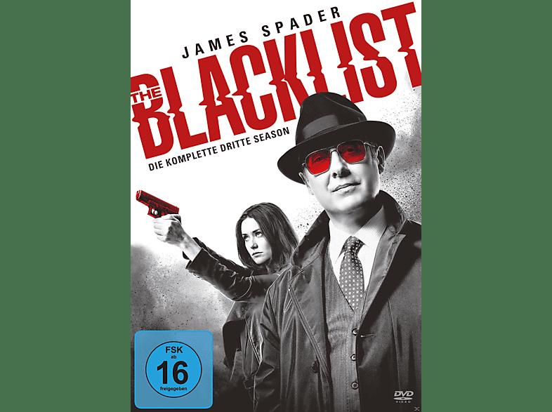 The Blacklist - Staffel 3 [DVD]
