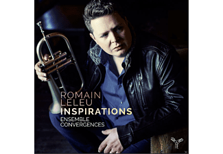 Romain Leleu & Ensemble Convergence - Inspirations  - (CD)