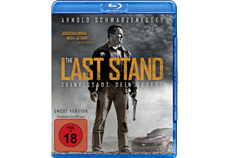 The Last Stand (Uncut Version) Blu-ray