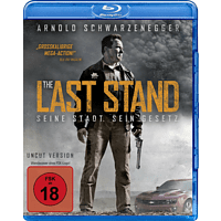 The Last Stand (Uncut Version) [Blu-ray]