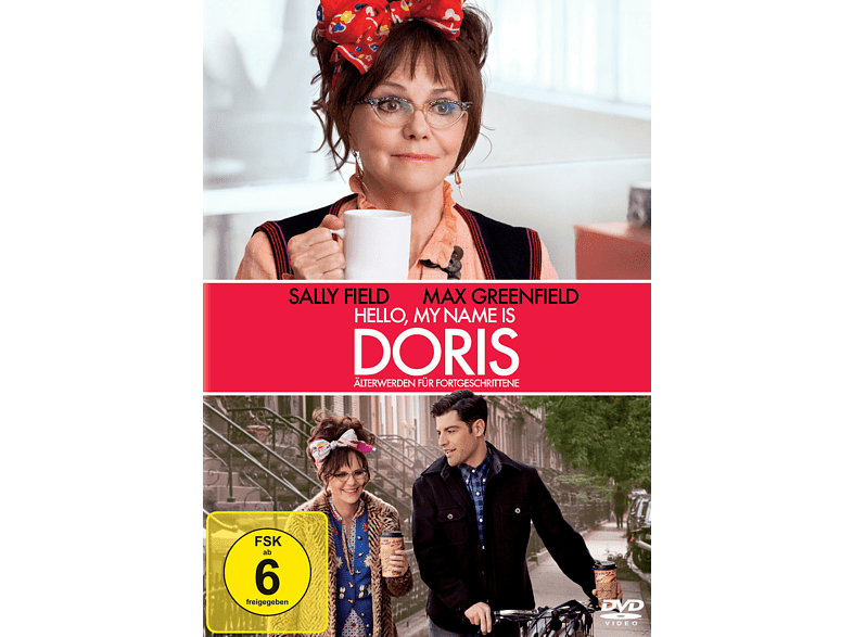 Hello, My Name Is Doris - Älterwerden für Fortgeschrittene [DVD]