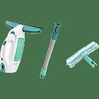 LEIFHEIT Fenstersauger Dry+Clean mit Einwascher und Stiel (51003)