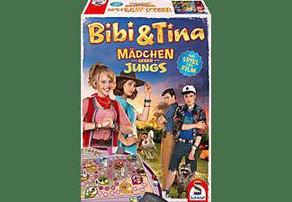 """Bibi und Tina: """"Mädchen gegen Jungs"""" - Das Spiel zum Film"""