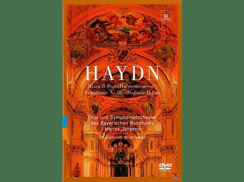 Mariss & Br Chor Und So Jansons - Harmoniemesse/Sinfonie 88/+ [DVD]