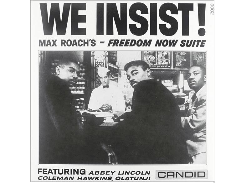 Max Roach - WE INSIST! [Vinyl]