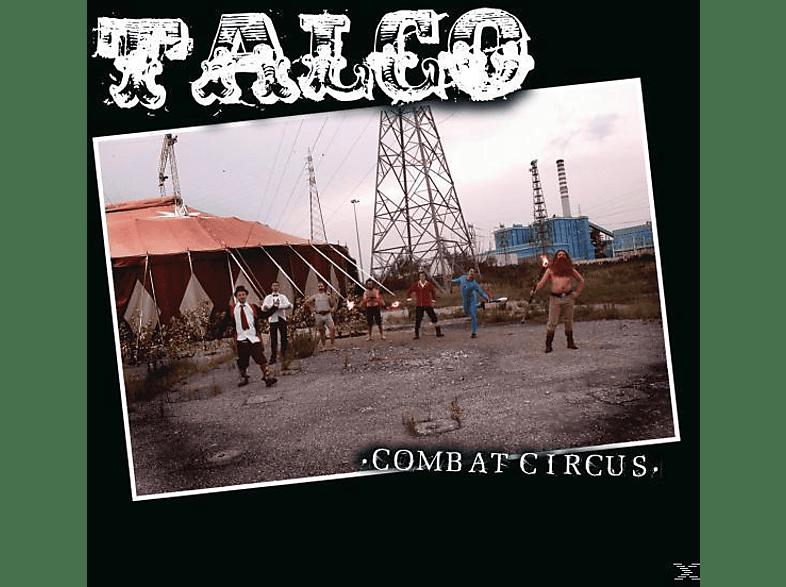 Talco - COMBAT CIRCUS [Vinyl]