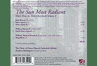 Stephen Darlington, Christ Church Cathedral Choir - The Sun Most Radiant [CD]