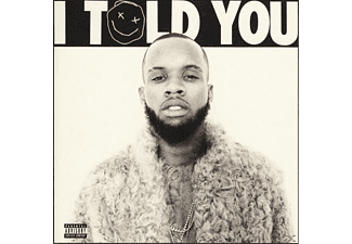 Tory Lanez - I Told You - (CD)