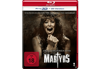 Martyrs 3D Blu-ray (+2D)