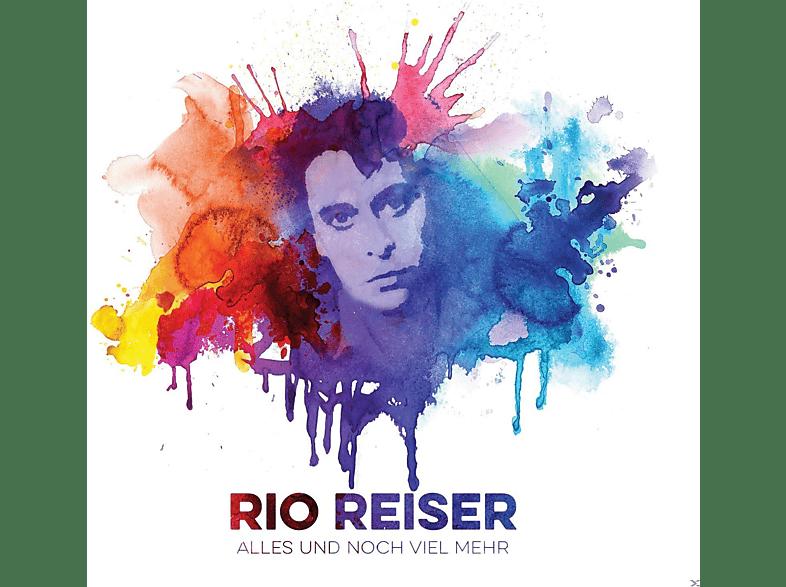 Rio Reiser - Alles und noch viel mehr-Das Beste [CD]