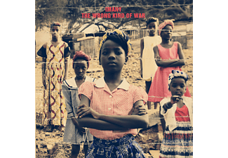 Imany - The Wrong Kind Of War - (CD)