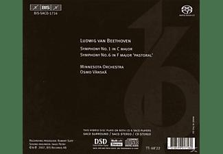 Minnesota Orchestra - Sinfonien 1+6  - (SACD Hybrid)