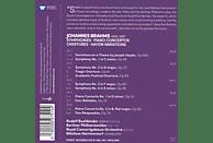 Rudolf Buchbinder, Berliner Philharmoniker, Royal Concertgebouw Orchestra - Sinfonien 1-4/Klavierkonzerte/Ouvertüren [CD]