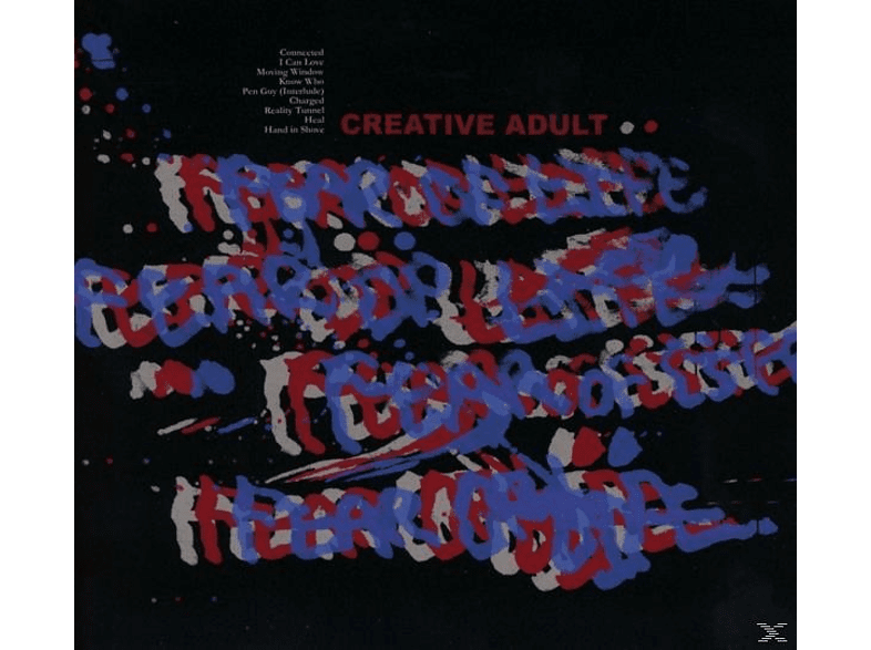 Creative Adult - Fear Of Life [CD]