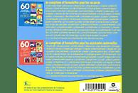 VARIOUS - 60 Comptines & Formulettes Pour Les Vacanes [CD]