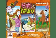 Kati & Azuro - 03/3er Box (Folgen 7,8,9) - (CD)