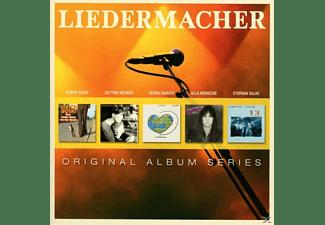 VARIOUS/LIEDERMACHER - Original Album Series  - (CD)