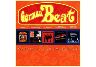 VARIOUS/GERMAN BEAT - Original Album Series - (CD)