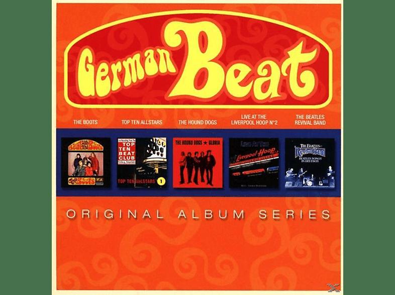 VARIOUS/GERMAN BEAT - Original Album Series [CD]