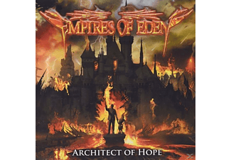 Empires Of Eden - Architect Of Hope  - (CD)