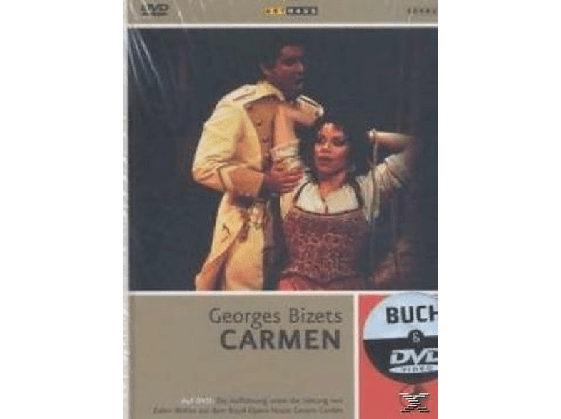 VARIOUS - Carmen [DVD]