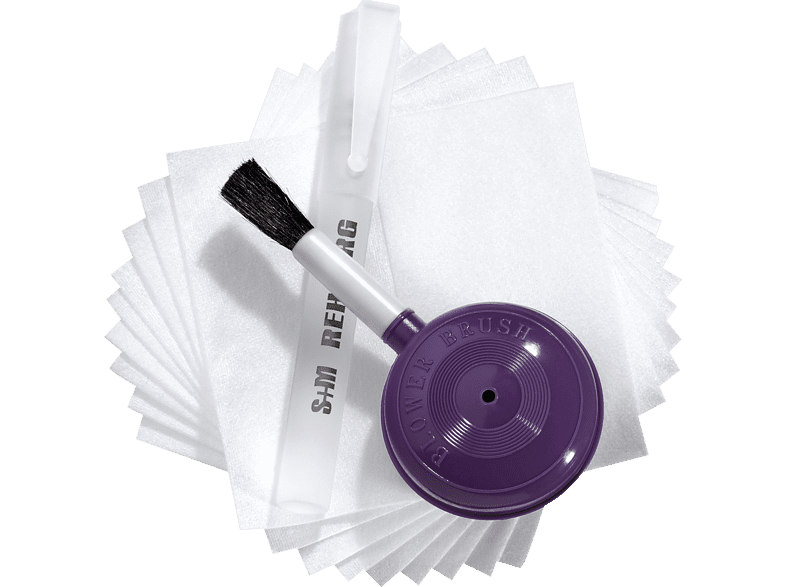 DIGI GO DG1017SO, Reinigungsset, Weiß, passend für Kameras, Action Cams