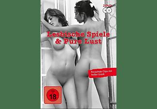 Lesbische Spiele & Pure Lust DVD