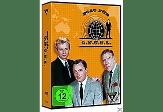 Solo für O.N.C.E.L. - Staffel 1 DVD