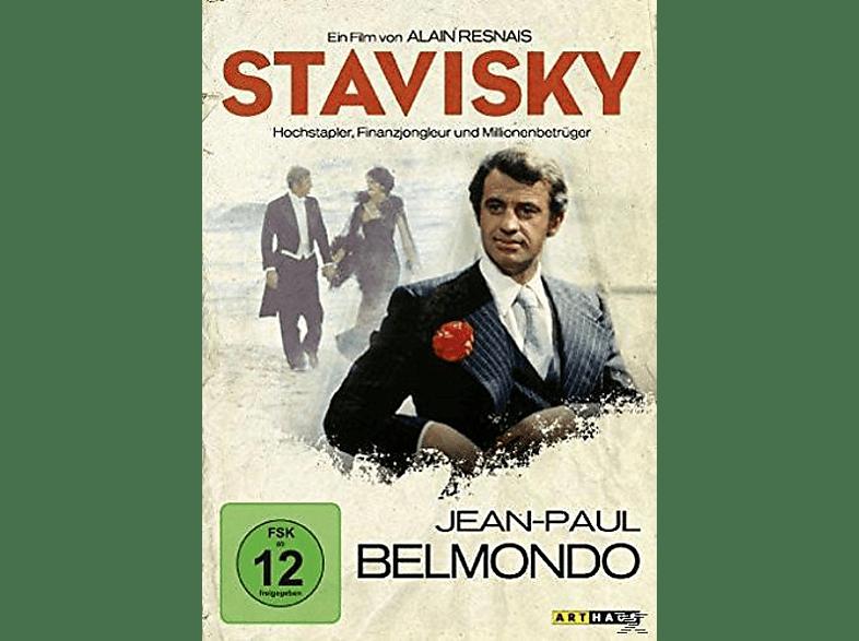 Stavisky (Digital Remastered) [DVD]