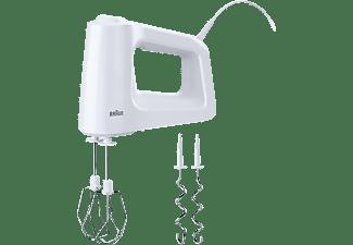 BRAUN HM 3000 MultiMix 3 Handmixer Weiß (450 Watt)