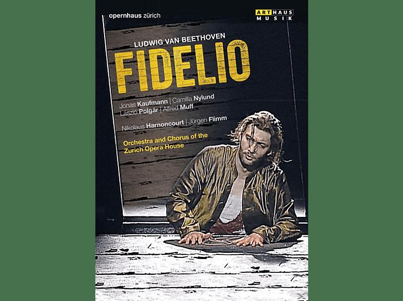 VARIOUS, Orchester Der Oper Zürich - Fidelio [DVD]