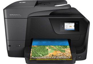 HP Officejet Pro 8710 All-in-One Printer - Business Inkjet Πολυμηχάνημα με Fax