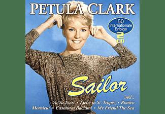 Petula Clark - Sailor-50 Internationale Erfolge  - (CD)
