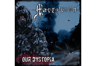 Martyrion - Our Dystopia - (CD)