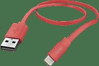 HAMA Lightning, Lade-Sync-Kabel, 1.2 m, Pink