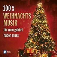 VARIOUS - 100 X Weihnachtsmusik, Die Man Gehört Haben Muss - [CD]