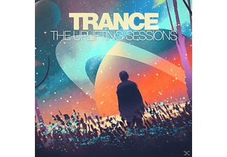 VARIOUS - Trance-The Uplifting Sessions  - (CD)