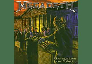 Megadeth - The System Has Failed  - (CD)