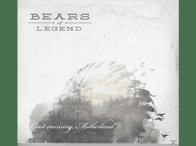 Bears Of Legend - Goodmorning Motherland [CD]