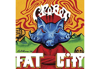 Crobot - Welcome To Fat City - (CD)