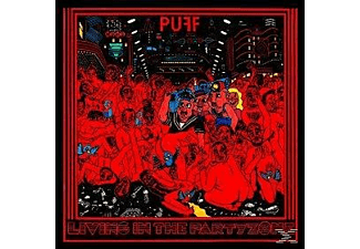 Puff - Living In The Partyzone  - (CD)