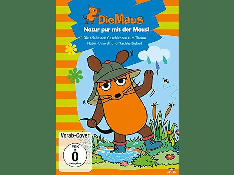 Die Sendung mit der Maus 11 - Natur pur mit der Maus [DVD]
