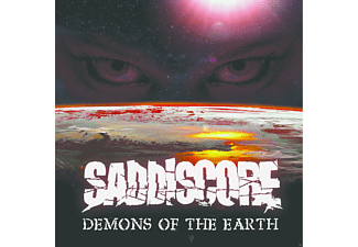 Saddiscore - Demons Of The Earth - (CD)
