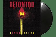 Betontod - Revolution (Schwarz 140gr) [Vinyl]